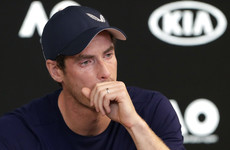 Emotional Murray reveals Australian Open could be his last tournament