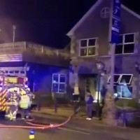 'This should be treated as a hate crime': Concern expressed after fire at hotel earmarked as Direct Provision centre