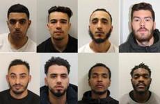 London gang sentenced to total of 54 years in jail following spate of luxury watch robberies