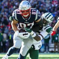 Patriots' Gronkowski on injuries: There's no room for excuses