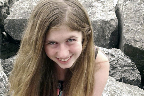 Undated file photo provided by Barron County, Wisconsin, Sheriff's Department, shows Jayme Closs.