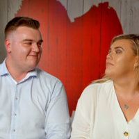 The public is desperate for an update on Cian and Delia after their episode of First Dates