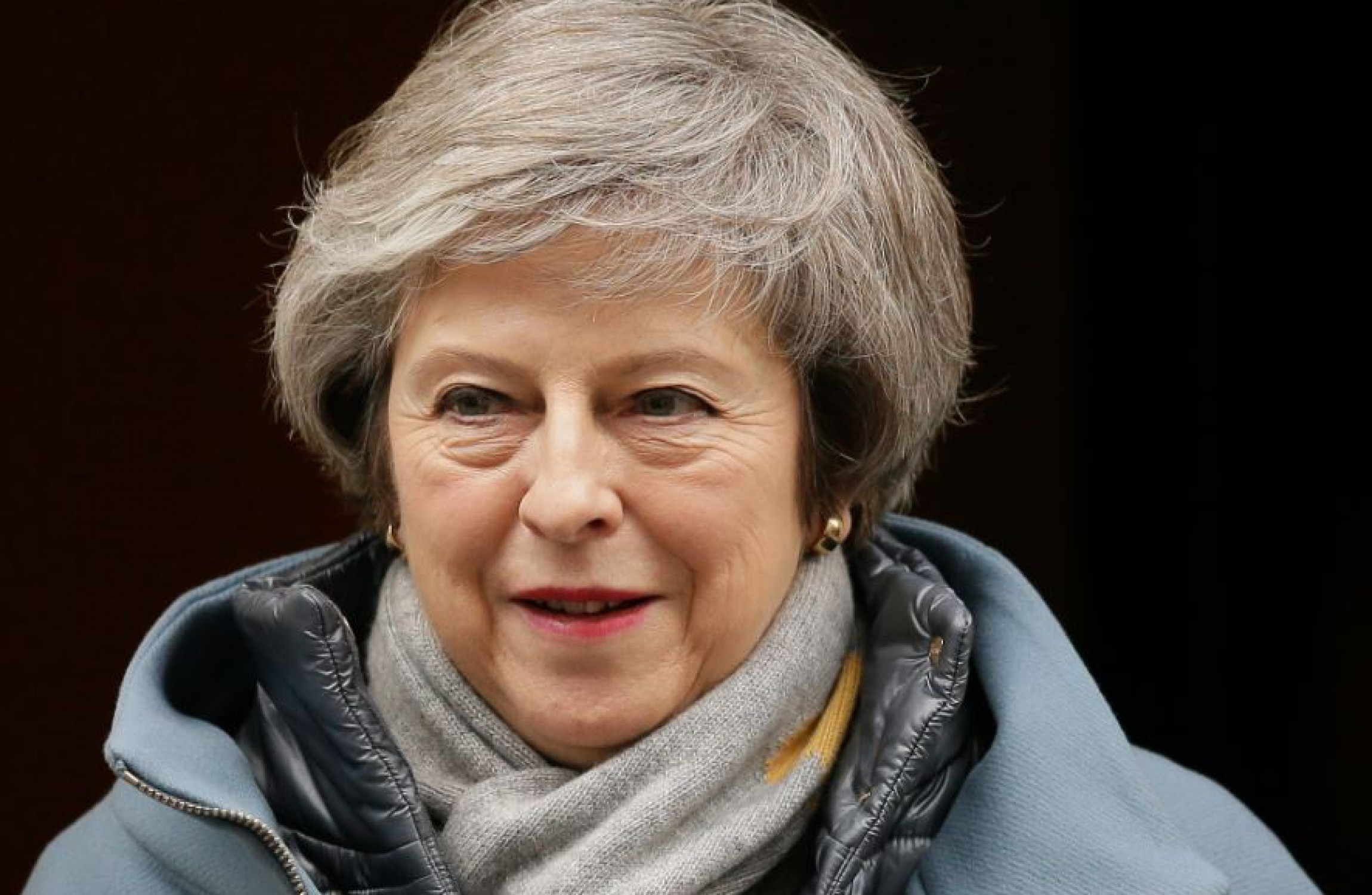 No Brexit now more likely than a no-deal departure - May