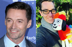 Hugh Jackman is going to think about Ryan Tubridy every time he does an 'Irish goodbye' from now on