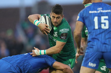 O'Halloran returns from injury as Connacht reinstate Aki to starting line-up for Challenge Cup duty