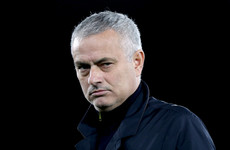 Jose Mourinho returns to football as TV pundit