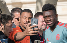 From refugee camp to teen sensation - Bayern Munich's remarkable new signing
