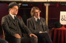 Steve Coogan and John C Reilly on transforming into Laurel and Hardy: 'Figuring out who they were is the hard work'
