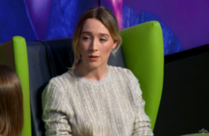 Saoirse Ronan spoke about the importance of showing menstruation in film in an interview with Sinéad Burke