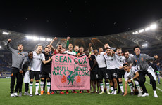 Liverpool and Ireland to take part in Aviva legends match in aid of Sean Cox