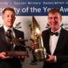 Stephen Kenny named soccer writers' Personality of the Year