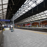 Pearse and Tara Street stations close this weekend for roof repairs