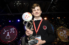 Dublin teenager takes home top prize at BT Young Scientist and Technology Exhibition