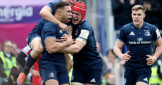 Leinster show their champion mettle to topple Toulouse in thrilling RDS battle