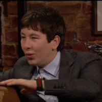 Like most Irish expats, Barry Keoghan is now obsessed with rebel songs