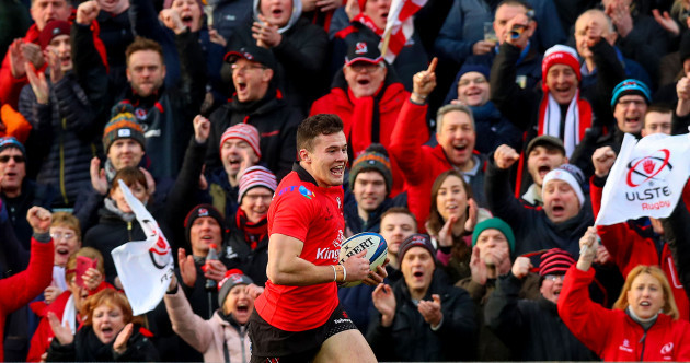 Super Stockdale inspires Ulster to thrilling win over Racing