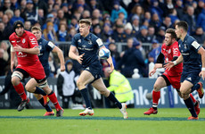 Man-of-the-match Ringrose leads the way for Leinster
