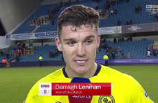 Ireland defender Darragh Lenihan named man-of-the-match as Blackburn sink Millwall