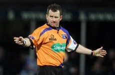 Nigel Owens to ref Leinster v Ulster in the Heineken Cup final