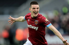 Declan Rice tipped to follow in Rio Ferdinand's footsteps by attracting 'bigger clubs'