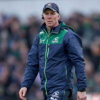 Friend satisfied with narrow win over Sharks as destiny in Connacht's hands