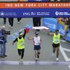 Marathon man: Chilean miner finishes 42km New York Marathon