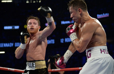 De La Hoya eyeing Canelo-Golovkin trilogy fight for May
