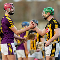 Paudie Foley stars with 0-7 as Wexford see off Kilkenny to book Walsh Cup final spot