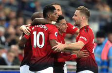 Rashford strike downs Tottenham as Man United secure fifth Premier League win in a row