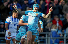 Exeter keep European hopes alive ahead of Thomond visit