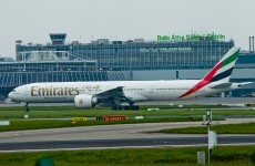 Emirates roll out larger plane on Dublin-Dubai route two months early