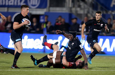 Saracens maintain perfect start to cruise into Heineken Champions Cup quarters