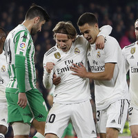 Real Madrid snatch all three points thanks to 88th-minute free-kick from Ceballos