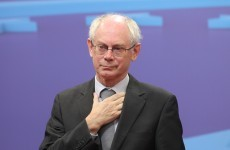 Van Rompuy arranges EU 'growth summit' ahead of Irish referendum