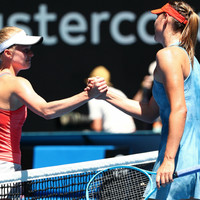Sharapova remorseless after dishing out double-bagel defeat to tearful British qualifier Dart