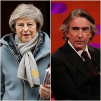 Steve Coogan doesn't think the 'looming disaster' of Brexit will actually happen