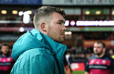 O'Mahony rated as '50-50, at best' to be fit for Munster's showdown with Exeter