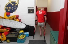 Munster expect O'Connell to miss 4-6 weeks