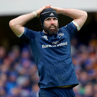 The Wallabies' loss has been Leinster's immense gain as Fardy shines