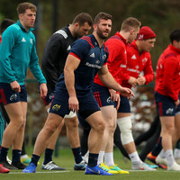 'There's 47 guys who want to be picked': Munster promise fire without fatigue for decider against Chiefs