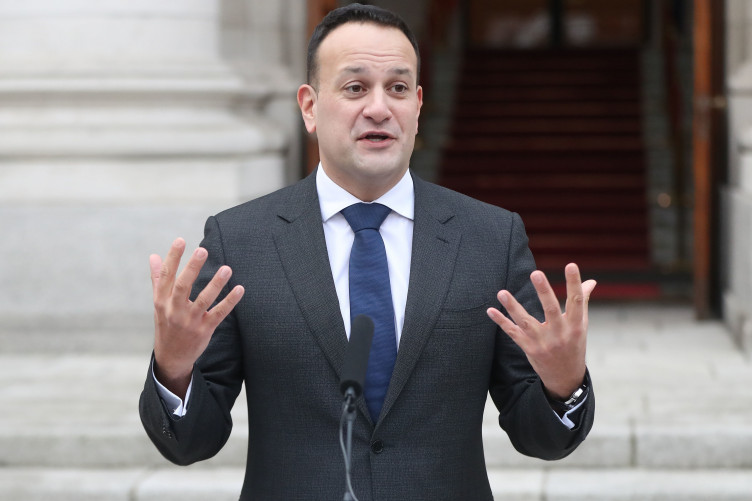 Taoiseach Leo Varadkar at Government Buildings earlier this month.