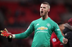'De Gea is the best in the world': Man United goalkeeper lauded by team-mates