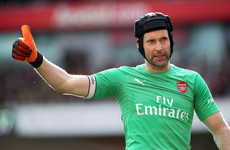 Arsenal 'keeper Cech to retire at the end of the season