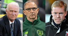 Martin O'Neill and the fate of 9 other former Ireland managers