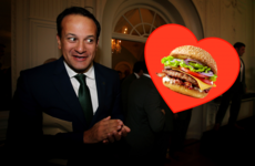 Leo Varadkar reassures a concerned Dáil that he hasn't gone vegan