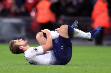 Spurs confirm lengthy absence for Harry Kane