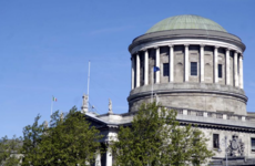 Master of High Court defends breaking windows in Four Courts with hammer
