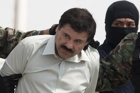 """File photo - Joaquin """"El Chapo"""" Guzman"""