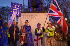 'No deal? No problem': A street-side view of Britain's great Brexit battle