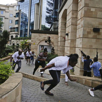 21 people now confirmed dead following Islamist attack on hotel complex in Kenya